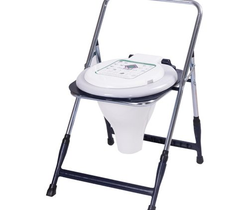 توالت تاشو پایه پلاستیکی گالوانیزه۵۰۰٫۵۰۰